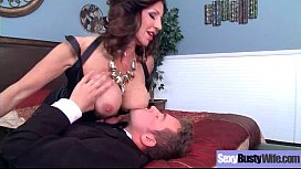(Tara Holiday) Lovely Horny Housewife With Bigtits Like  Hardcore Sex clip-27