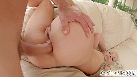 Ass Traffic Naughty blonde loves it in the ass porn planner