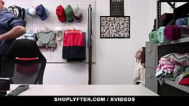 ShopLyfter - Teen Stealing Gets Caught And Punished