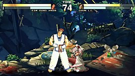 MUGEN SVC Chun-Li Showcase