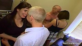 Mature couples talk about swinging lifestyle xxx video