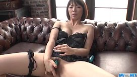 Superb solo by lingerie model Izumi Manaka Download mp4 XXX porn videos