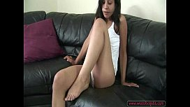 Cuban Teen Fran FootJob