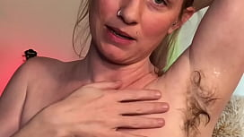 Stinky Sweaty Hairy Armpit Smell and Lick - BunnieAndTheDude