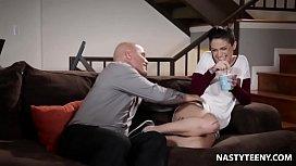 A-a-a bad daddy! - Leigh Raven, Derrick Pierce