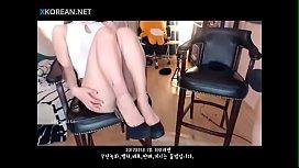 Two sexy korean girls massage