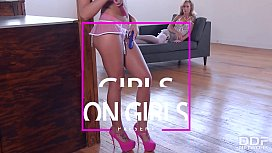 Leggy Teens August Ames & Zoey Portland Make Sex Toy Fantasy Come True