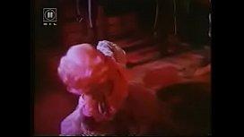 Vintage German Sleazy Striptease Show