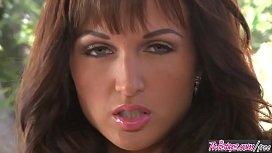 Twistys - (Roxanne Milana) starring at Fun On The Balcony