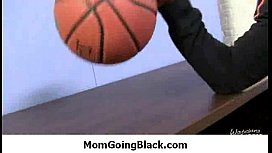 See my mom going black 1