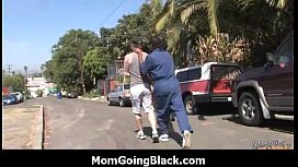 My mommy fucked by my best black friend 1