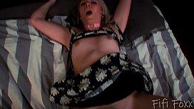 Horny Young Teen Sister Needs Brother's Cock - Sister Fucks Brother POV Virtual - Olivia Kasady