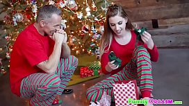 FamilyOrgasm.com - Christmas Intimate Family Fucking 2018 xxx video