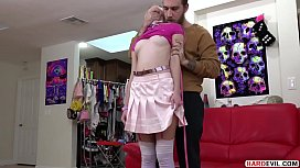 Squirter Anastasia Knight gets dominated xxx image