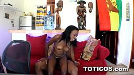 Fucking Tiny Little 81lb Midget 18yo Black Teen Pussy In Dominican Republic