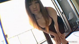 Busty Japanese Babe Jumping On Her Boyfriends Hard Pogo Stick