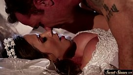 Glamcore milf pounded and cum drenched