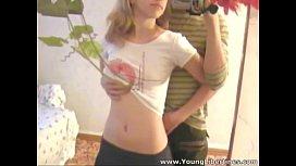Tight Teen Simona Loves It Doggystyle