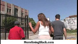 Watching my mommy going black 22