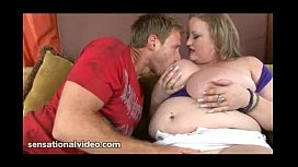 Trashy BBW Gets Picked Up By Stranger and Fucked