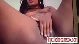 Hot Ebony with big tits babeca xcom