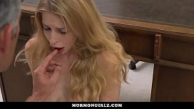 Mormon Girlz- Red Head Exploited At Church xxx video