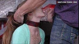 Samantha Hayes roped up and slammed hard