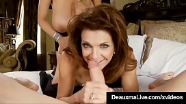 Busty Mommy Deauxma Bangs Milf Kelly Madison &amp_ Husband!