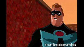 Incredibles hentai First encounter