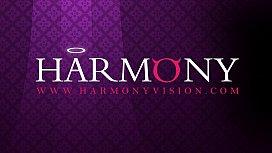 HARMONY VISION Lesbian babes Samantha Bentley & Lucia Love