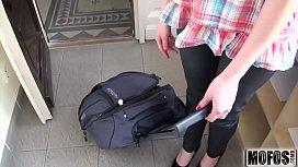 Euro Blonde - Hard First Anal video starring Cristal Rose - Mofos.com
