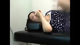 Japanese rectal exam