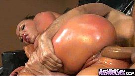 nikki benz Big Butt Girl Get Oiled And Hard Deep Anal Nailed clip