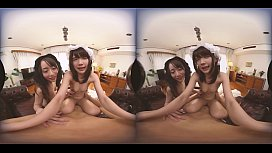 Two cult Japanese maids in my house 2