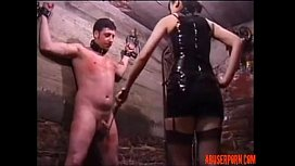 Pretty Asian Doms Tormenting Slaves anal step dad