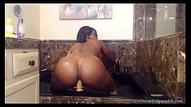 Keisha live stream is dope jacuzzi action