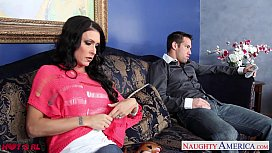 Superb Jessica Jaymes suck and fuck a big ong