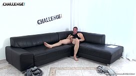 Muscle dude try his best to convince Mea Melone but failed xxx video