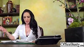 Big Tits Girl Fucking During Work In Office clip-04