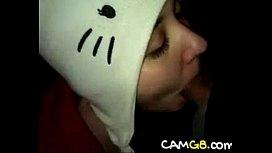 Hello Kitty Blowjob - camg8