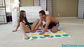 Cute Teal Conrad Play Dirty Twister Gets Fucked
