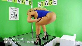 Brittish Heavens, Top Notch Chica, Nat Foxx & 10 Big Butt Strippers