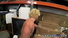 locker room gay porn and cigar smoking men Blonde
