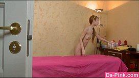 Hot massage turns into steamy sex
