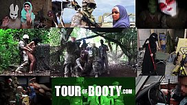 TOUR OF BOOTY - Military Troops Operation Roundup sex videos