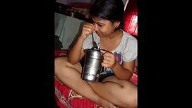 hot indian girlfriend homemade sex