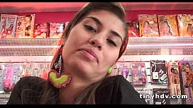 Perfect latina teen Andrea Ramos 1 31
