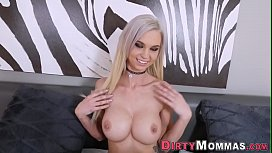 Stepmilf gets drilled
