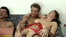 brutal chubby family therapy anal orgy