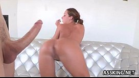Jada Stevens loves anal xxx video